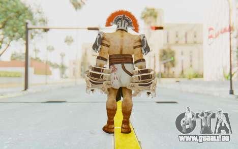 Hercules Skin v1 pour GTA San Andreas troisième écran