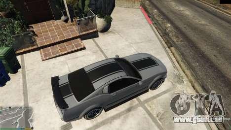 GTA 5 Änderung des persönlichen Verkehrs Zeichen zweite Screenshot