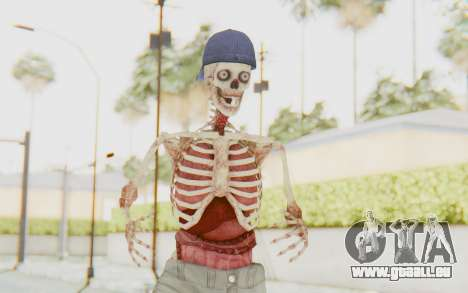 Skeleton Sk8ter pour GTA San Andreas