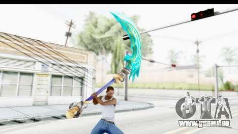 Orochi Weapon pour GTA San Andreas