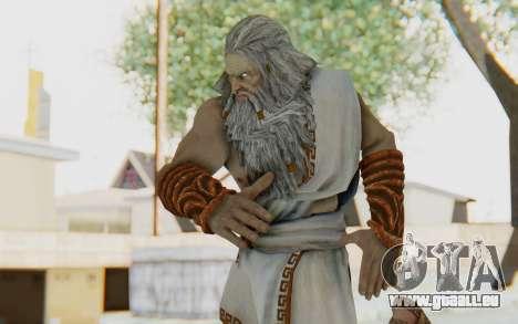 Zeus Skin pour GTA San Andreas