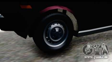Murat 131 Kartal für GTA San Andreas Rückansicht