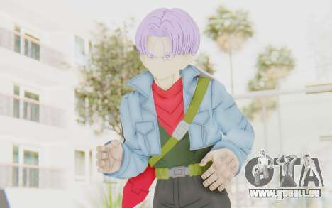 Trunks Del Futuro v1 für GTA San Andreas