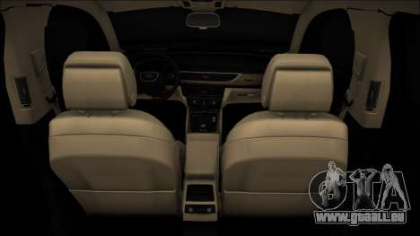 Audi S6 für GTA San Andreas rechten Ansicht