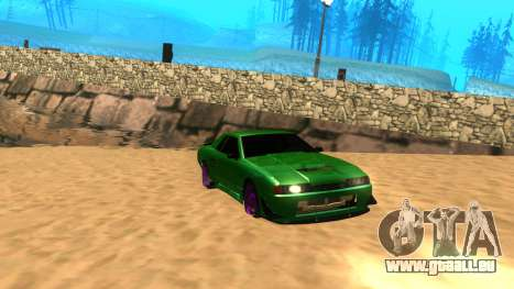 Elegy 1.3 by Mr.Phantom für GTA San Andreas