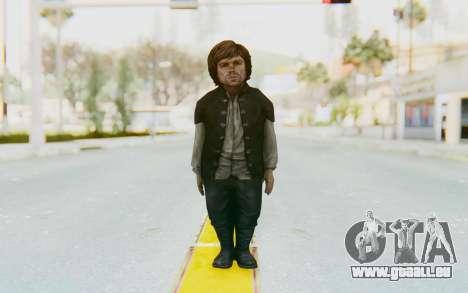 Game Of Thrones - Tyrion Lannister Prison Outfit pour GTA San Andreas deuxième écran