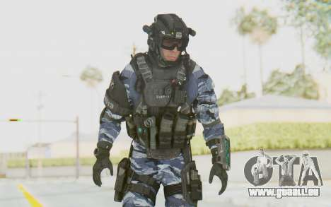 Federation Elite Assault Urban-Navy pour GTA San Andreas