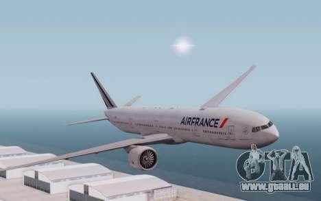 Boeing 777-300ER France Air für GTA San Andreas
