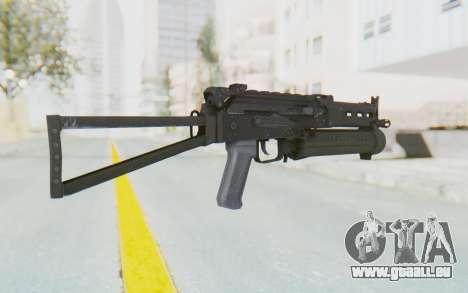 Federation Elite PP19 für GTA San Andreas zweiten Screenshot