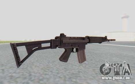 FN-FNC pour GTA San Andreas troisième écran