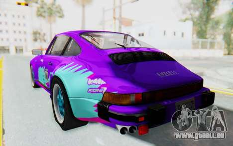 Porsche 911 Turbo 3.2 Coupe (930) 1985 für GTA San Andreas Motor