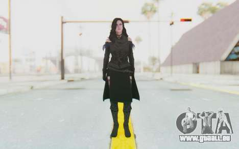 Yennefer Van Vengerberg für GTA San Andreas zweiten Screenshot