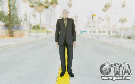 Lee Chaolan pour GTA San Andreas deuxième écran
