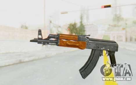 AK-47U v1 pour GTA San Andreas deuxième écran