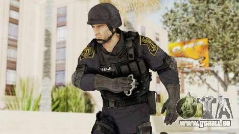 Dead Rising 2 Chucky Swat Outfit für GTA San Andreas