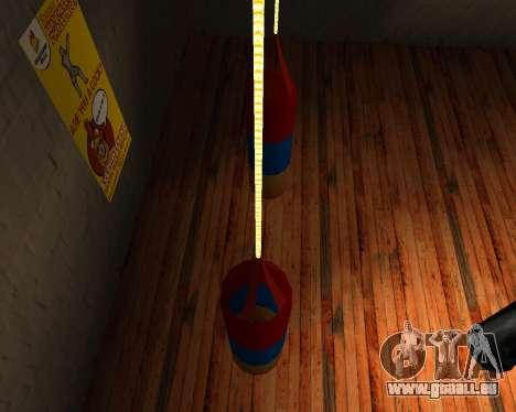 Pear-Boxen Stil der Armenischen Flagge für GTA San Andreas zweiten Screenshot