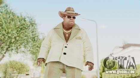 CrimeCraft - The Boss pour GTA San Andreas