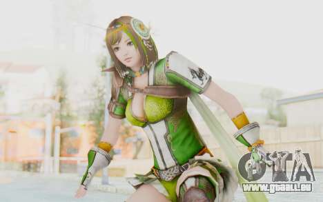 Dynasty Warriors 8 - Bao Sanniang pour GTA San Andreas