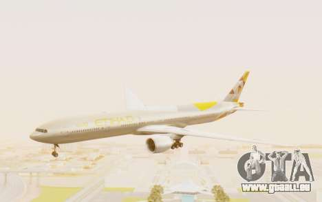 Boeing 777-300ER Etihad Airways pour GTA San Andreas