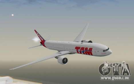 Boeing 777-300ER TAM linhas Aéreas pour GTA San Andreas