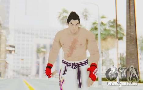 Kazuya Mishima Skin pour GTA San Andreas