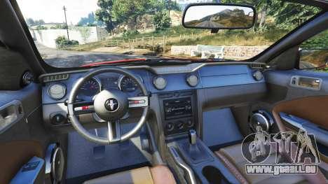 Ford Mustang GT 2005 für GTA 5