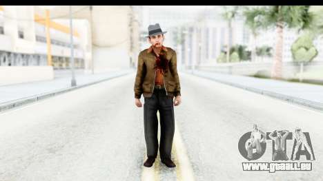 Mafia 2 - Marty Dead pour GTA San Andreas deuxième écran