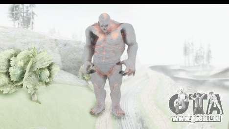 Perses pour GTA San Andreas deuxième écran