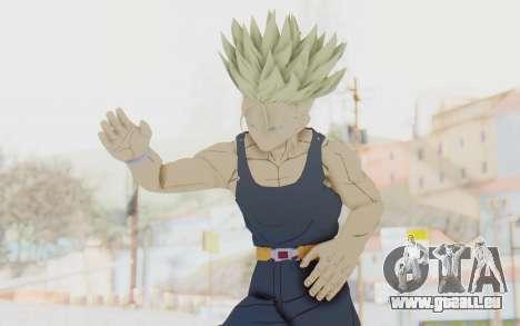 Dragon Ball Xenoverse Future Trunks Shirt SSJ pour GTA San Andreas