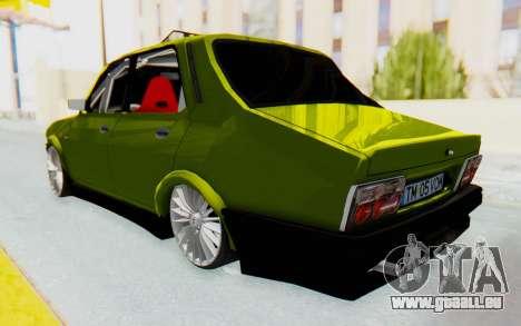 Dacia 1300 4x4 pour GTA San Andreas laissé vue