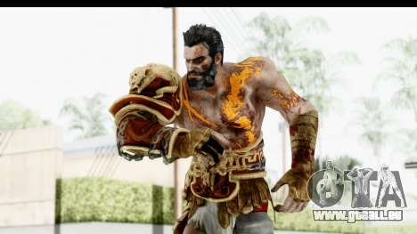 God of War 3 - Deimos für GTA San Andreas