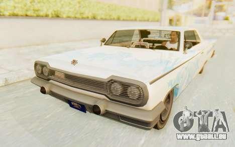 GTA 5 Declasse Voodoo Alternative v2 für GTA San Andreas