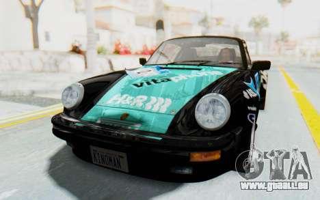Porsche 911 Turbo 3.2 Coupe (930) 1985 für GTA San Andreas Räder