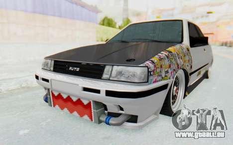 GTA 5 Futo Drift für GTA San Andreas