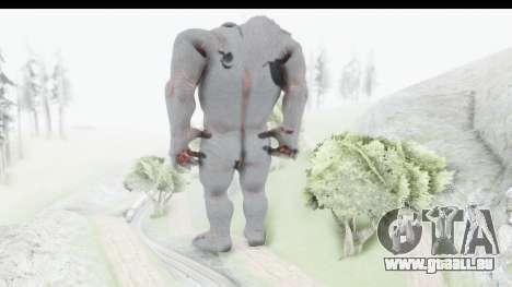 Perses pour GTA San Andreas troisième écran