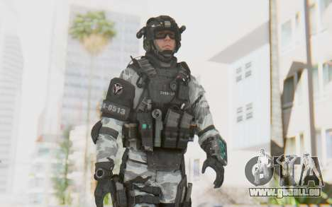 Federation Elite Assault Arctic pour GTA San Andreas