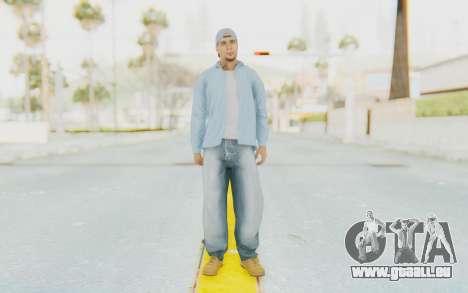 GTA 5 Aztecas Gang 1 pour GTA San Andreas deuxième écran