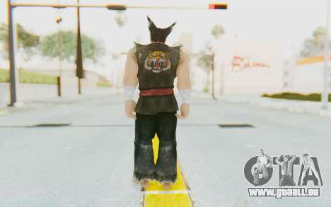 Heihachi Mishima (Young) für GTA San Andreas dritten Screenshot