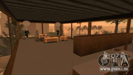 Beta Mulholland Safehouse für GTA San Andreas her Screenshot