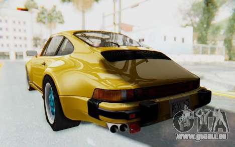 Porsche 911 Turbo 3.2 Coupe (930) 1985 für GTA San Andreas linke Ansicht