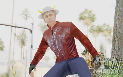 Jay Garrick (Hunter Zoolomon) pour GTA San Andreas
