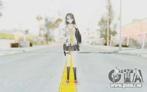 Yuri pour GTA San Andreas deuxième écran
