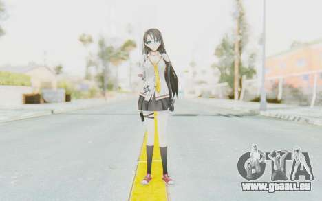 Yuri für GTA San Andreas zweiten Screenshot