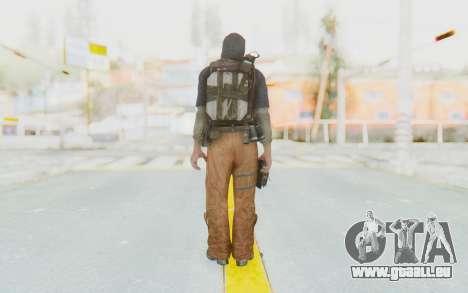 CoD MW3 Suicide Bomber für GTA San Andreas dritten Screenshot