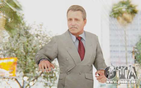 Mafia 2 - Tommy Angelo Boss White Suit pour GTA San Andreas