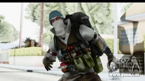 The Division Last Man Battalion - Medic pour GTA San Andreas