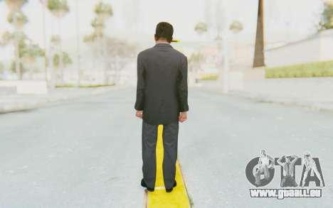 Mafia 2 - Gravina Boss Black für GTA San Andreas dritten Screenshot
