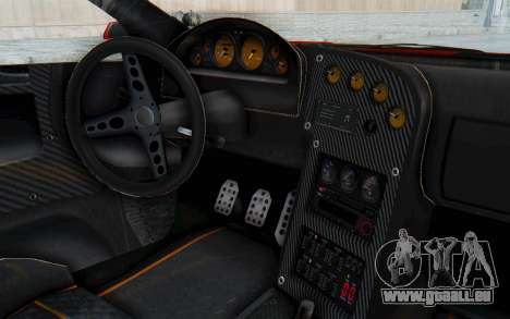 GTA 5 Pegassi Reaper IVF pour GTA San Andreas vue de droite
