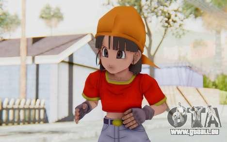 Dragon Ball Xenoverse Pan SJ pour GTA San Andreas