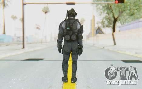 Federation Elite Assault Original pour GTA San Andreas troisième écran